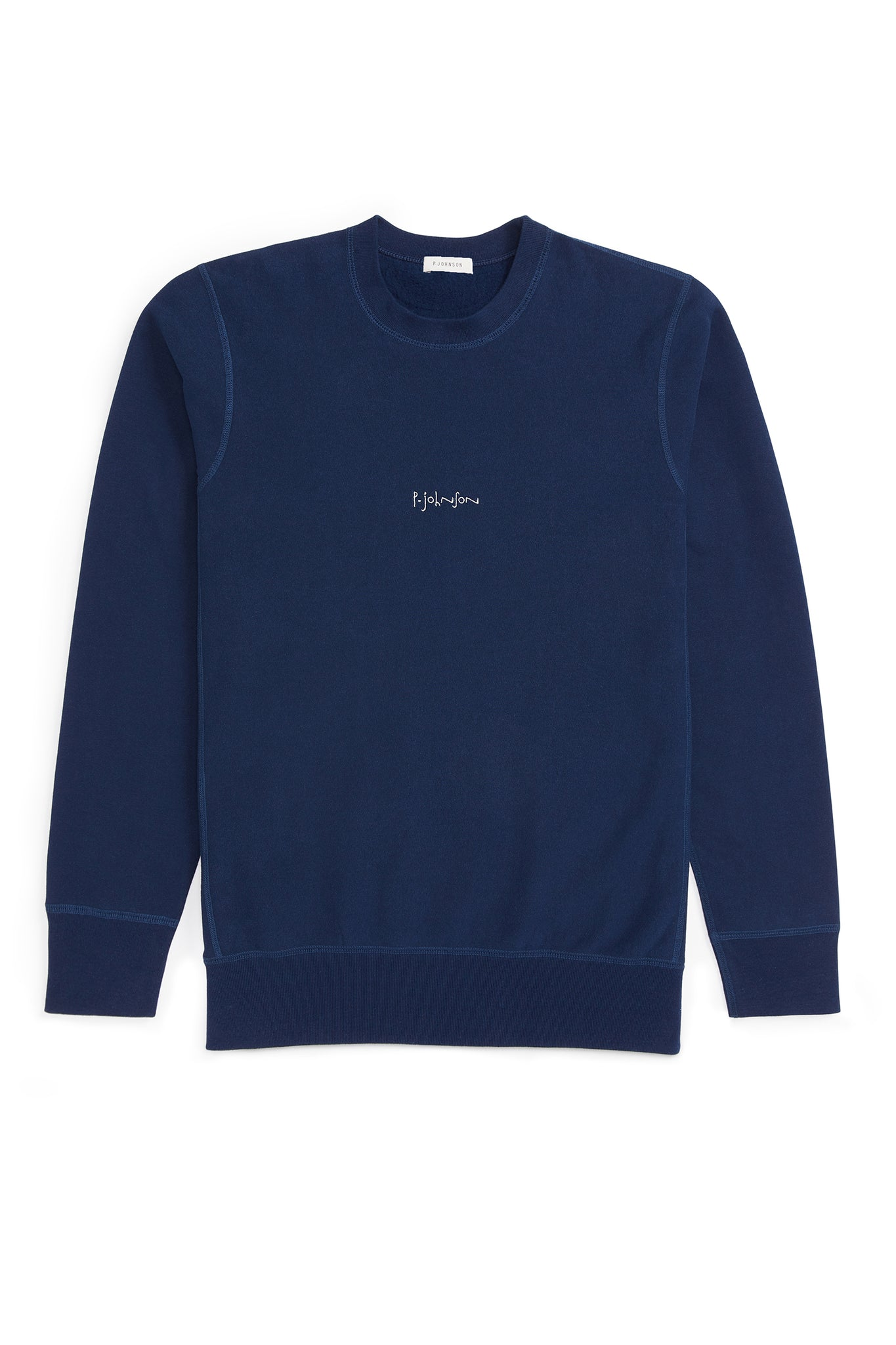 Navy Crewneck Sweater