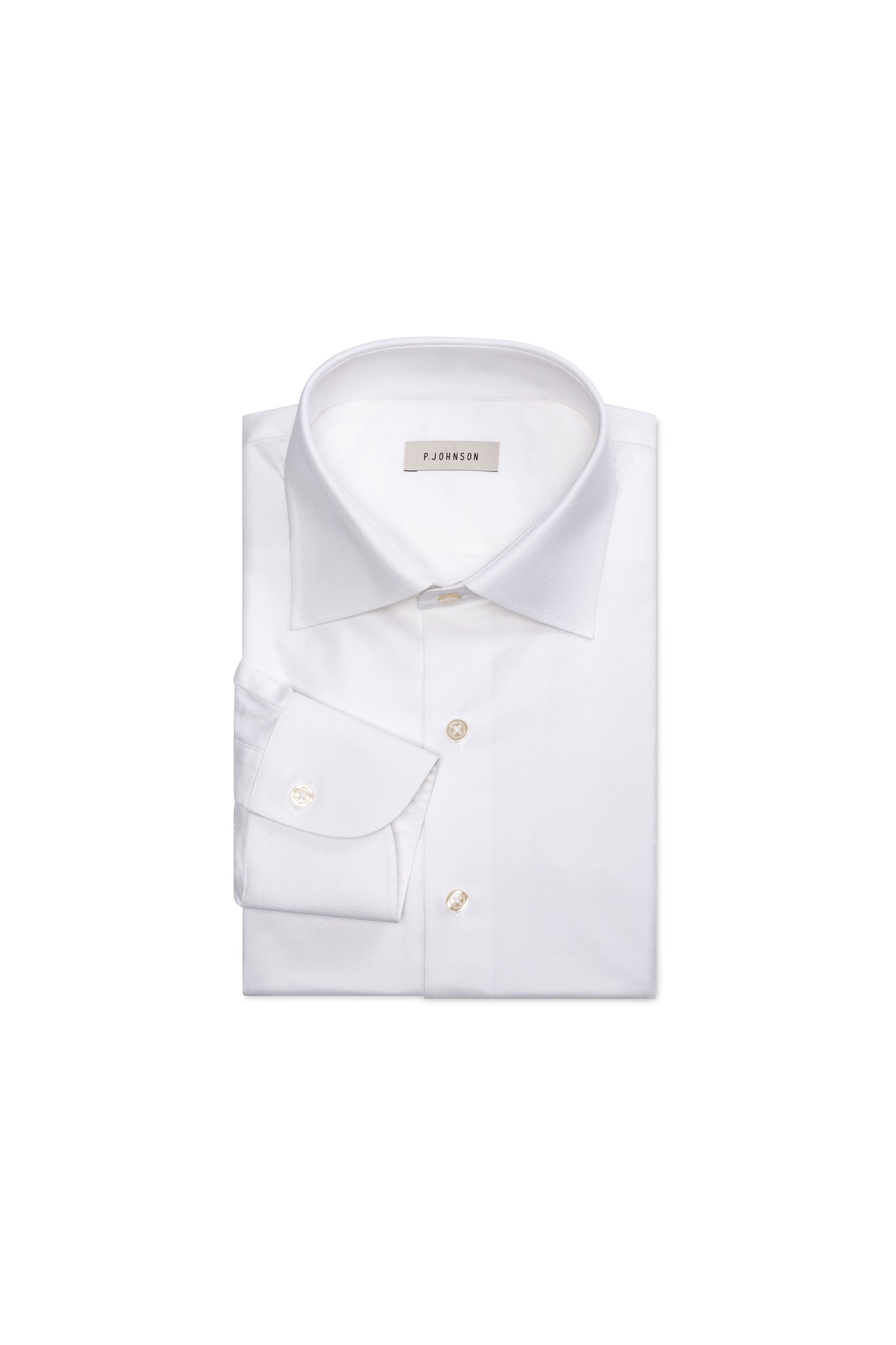 The Perfect White Shirt