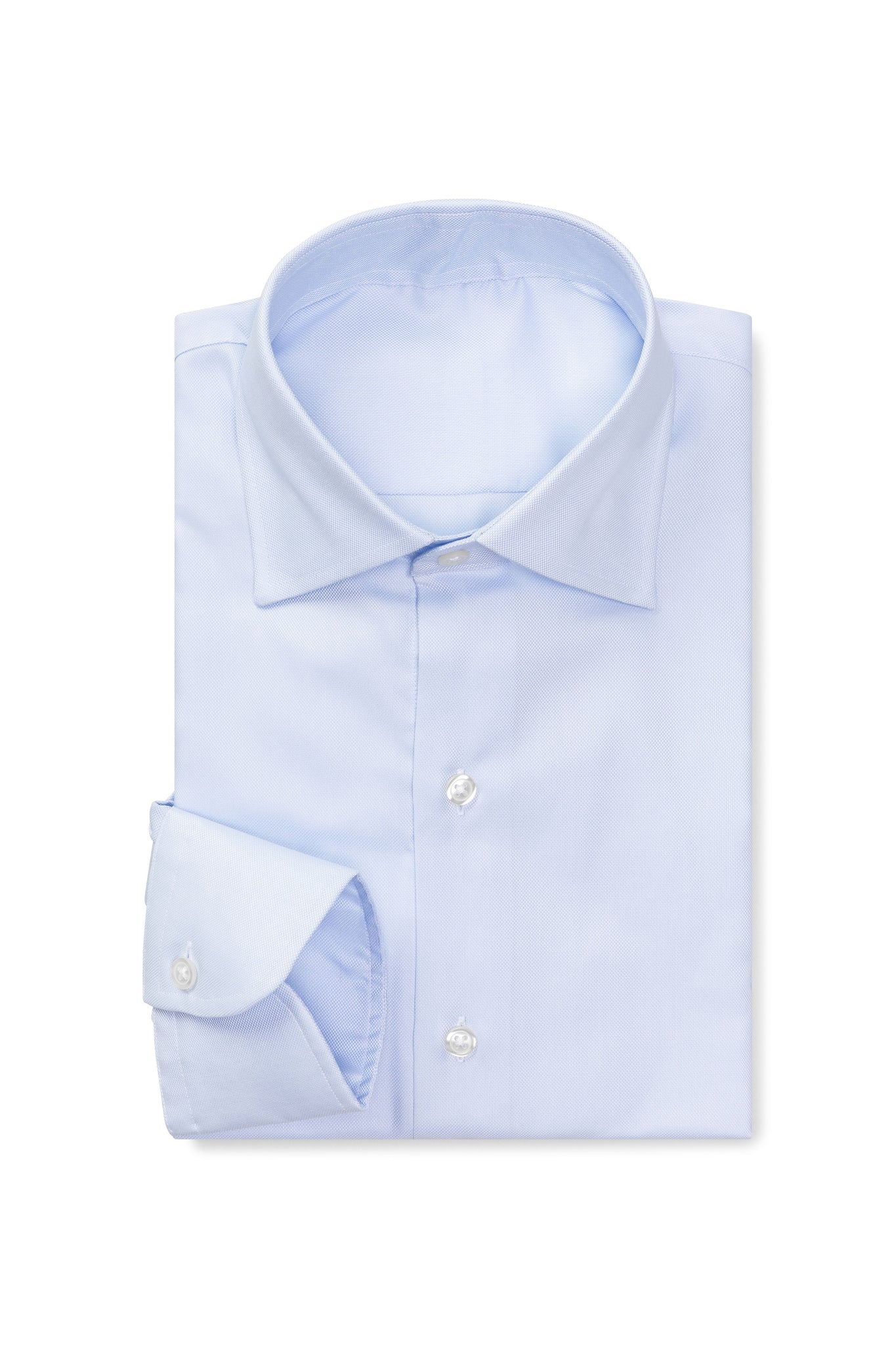 Ice Blue Royal Oxford Made to Order Shirt