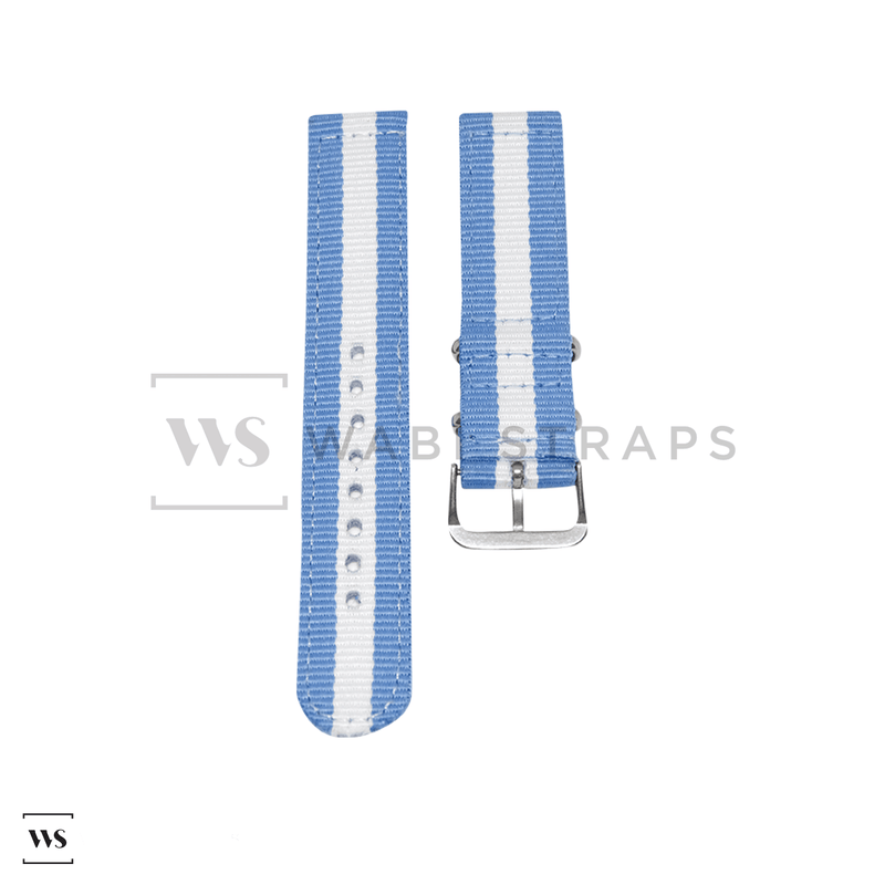 Argentina Two Piece NATO Strap Front