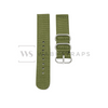 Army Green Basic Two Piece ZULU Strap Front