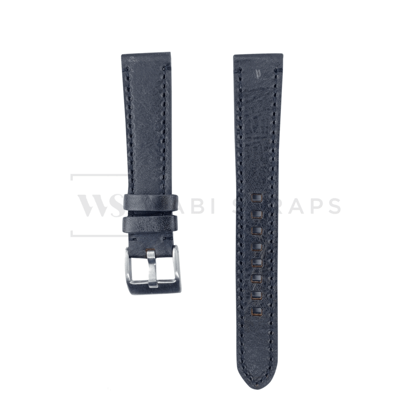 Thick Leather Watch Strap