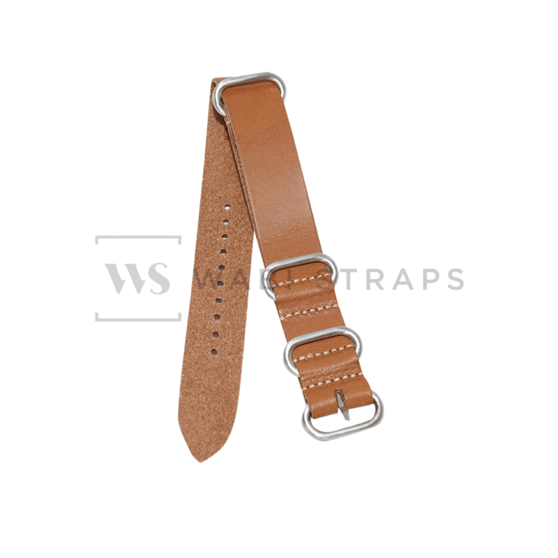 Vintage Leather ZULU Strap