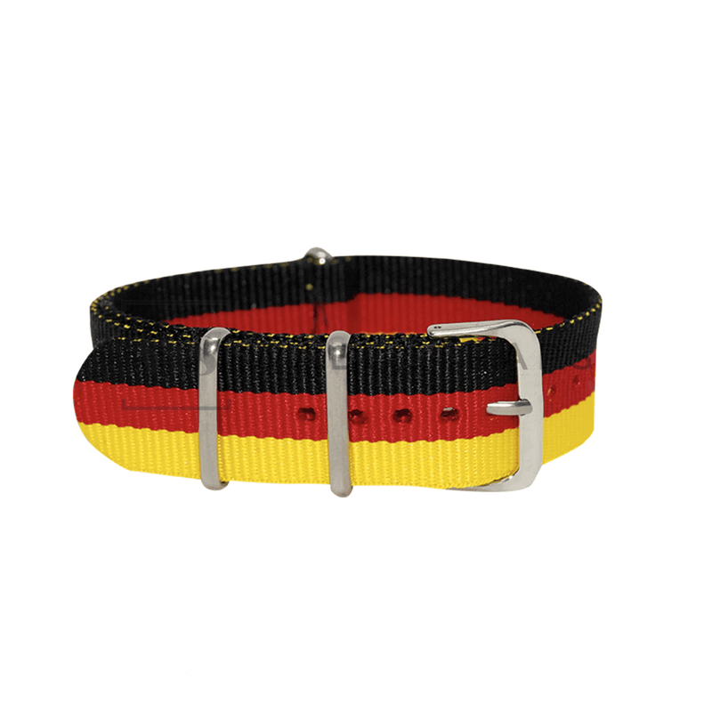 Country Flag NATO Straps