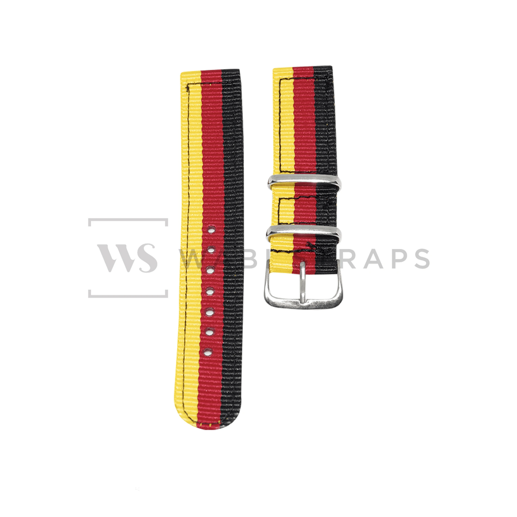 Germany Two Piece NATO Strap Front