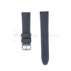 Grey Trim Silicone Waterproof Strap Front