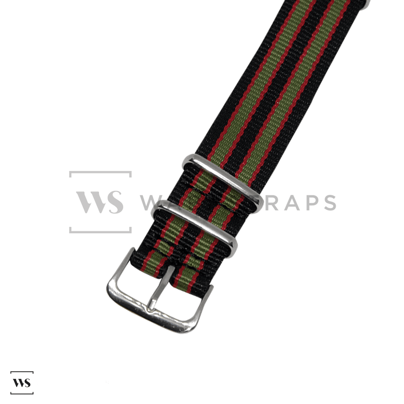 James Bond Ballistic NATO Strap Round