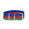 South Africa Flag Classic NATO Strap Round