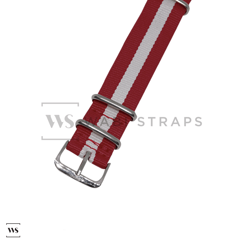 Switzerland Flag Classic NATO Strap