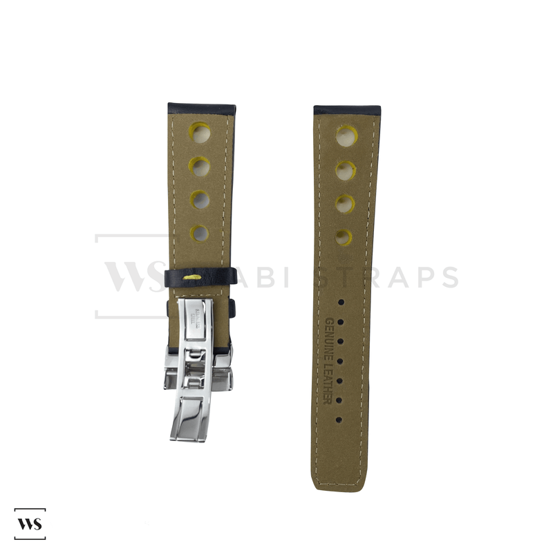 Yellow Hole Grand Prix Racing Strap Front