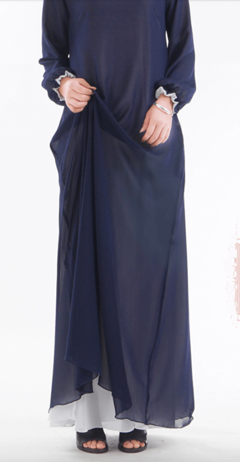 2 in 1 Reversible Abaya