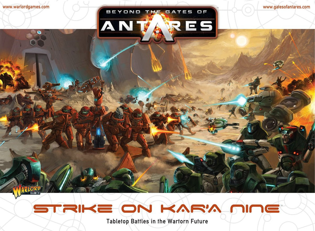 BTGOA - Strike on Kar'A Nine Starter Set