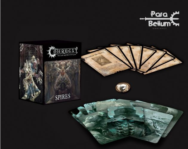 Spires Army Support Pack