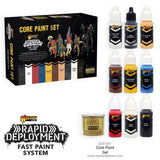 Warlord Game Core Paint Set