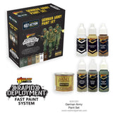 Warlord Games Bolt Action German Army Paint Set