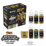 Warlord Games Bolt Action Soviet Army Paint Set