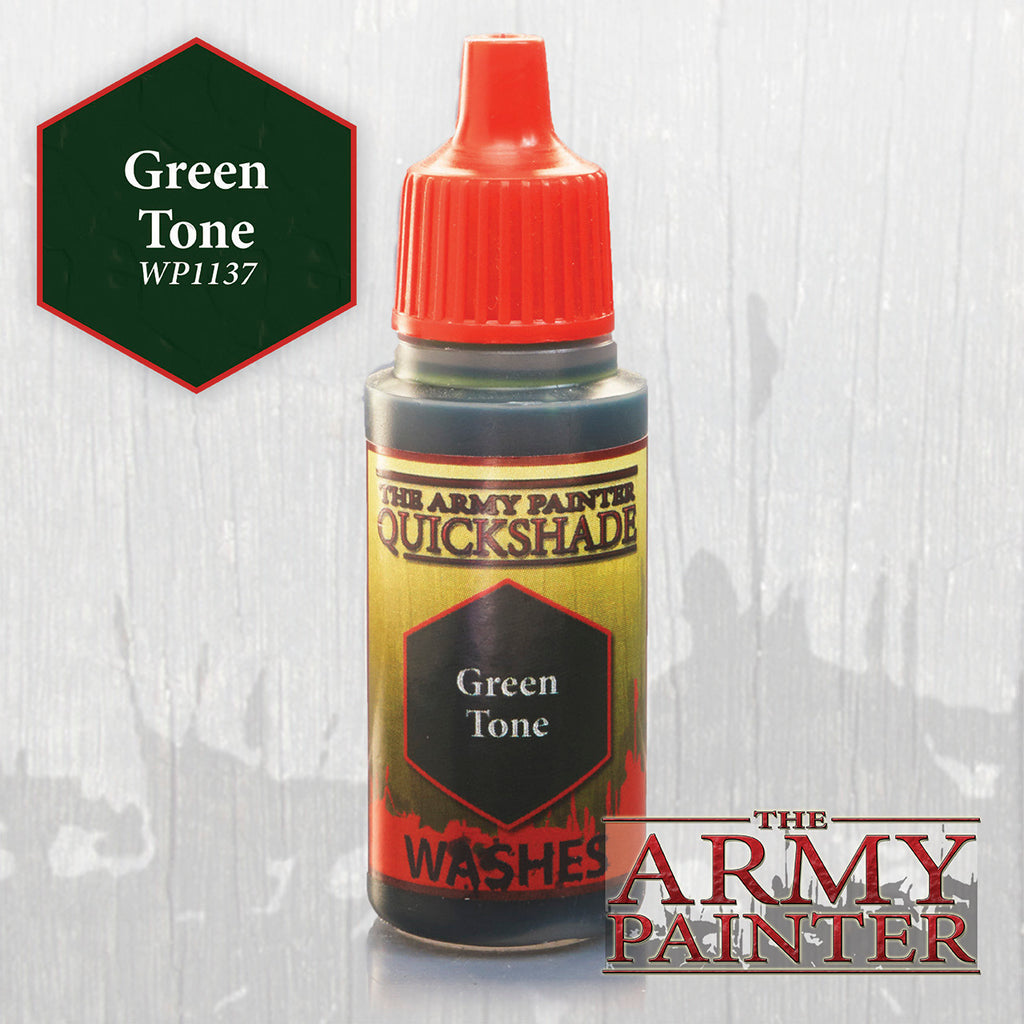 Warpaint - QS Green Tone Ink