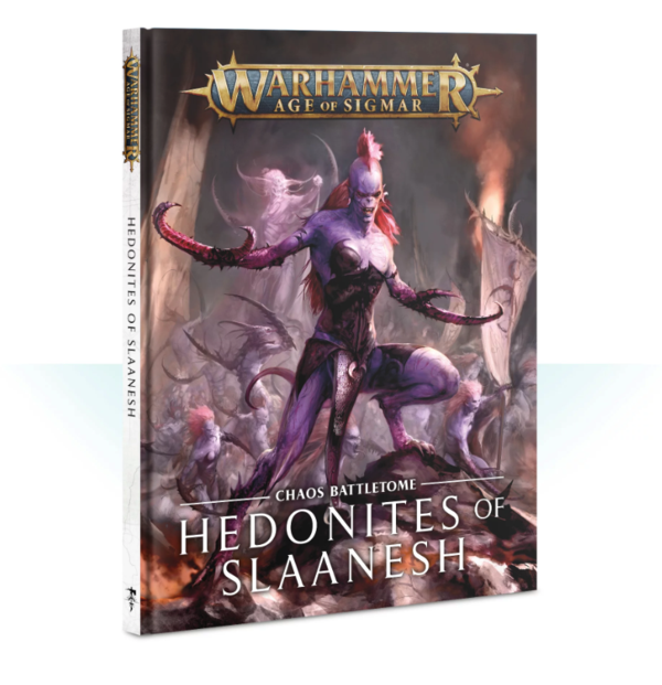 Battletome: Hedonites of Slaanesh (HB)