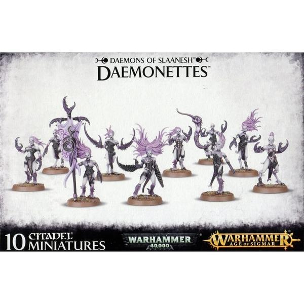 Daemonettes of Slaanesh