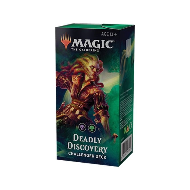 Magic: the Gathering Challenger Deck 2019 : Deadly Discovery