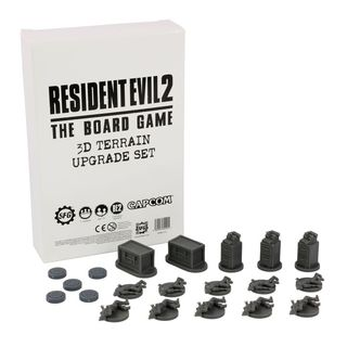 RE2: 3D Terrain Upgrade Set