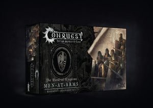 Conquest: The Last Argument of Kings by Para Bellum - Hundred Kingdoms Men-at-Arms box