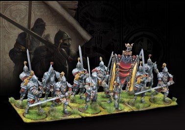 Conquest: The Last Argument of Kings by Para Bellum - Hundred Kingdoms Steel Legion miniatures