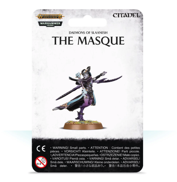 The Masque of Slaanesh