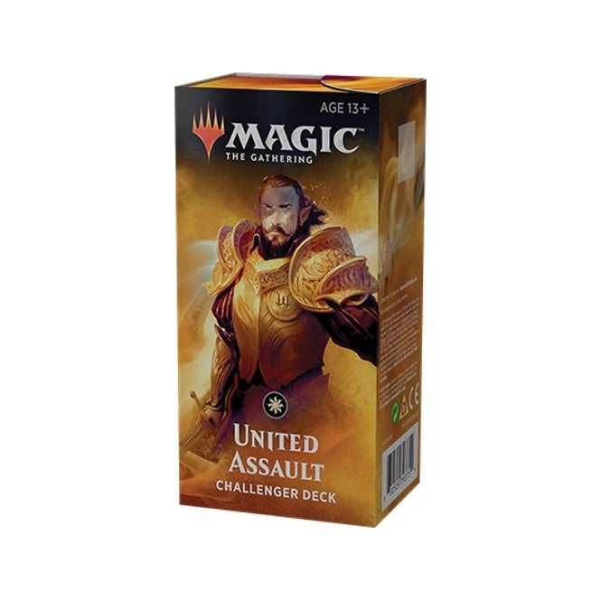 Magic: the Gathering Challenger Deck 2019: United Assault