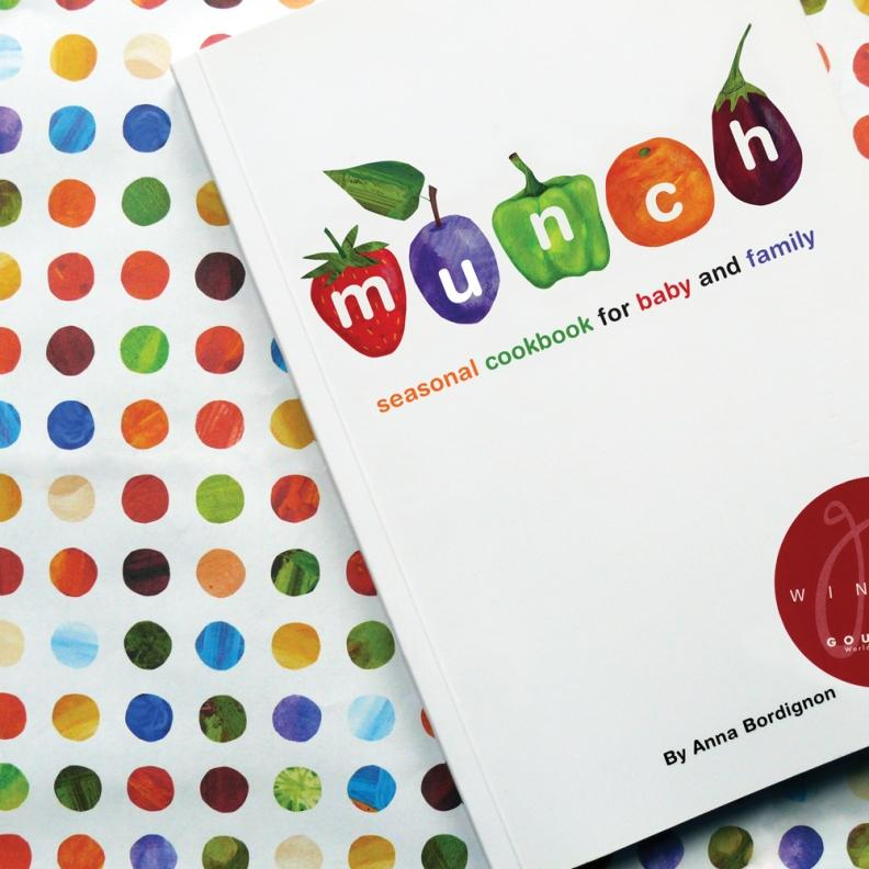 Munch - Seasonal Cookbook Books Munch