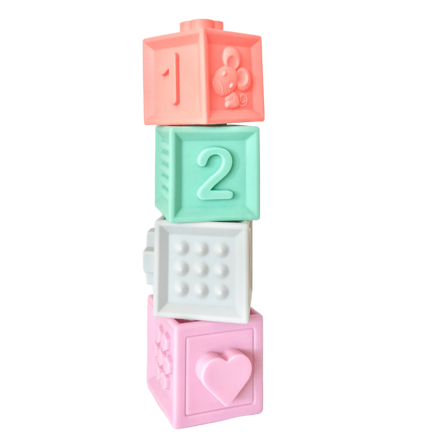 Petite Eats - Silicone Building Blocks General Petite Eats