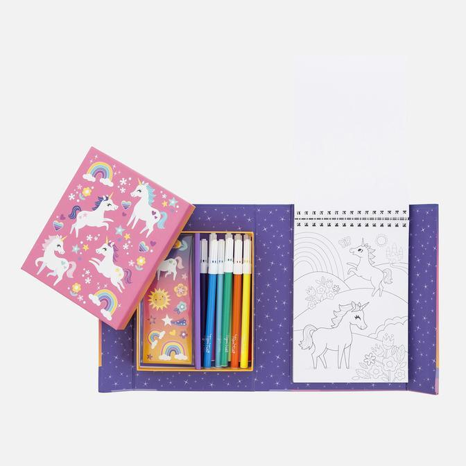 Tiger Tribe - Colouring Set - Unicorn Magic Gifts Tiger Tribe