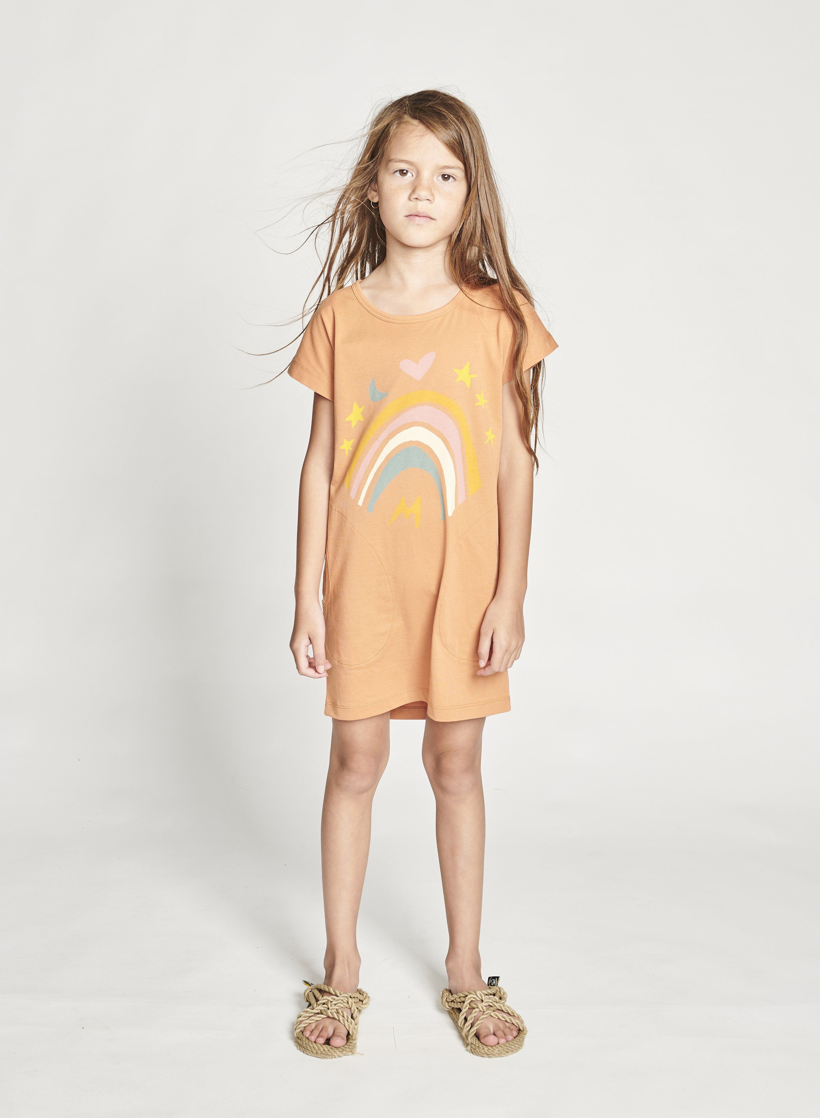 Missie Munster - Pastel Dreams Dress - Pheasant Girls Munster Kids