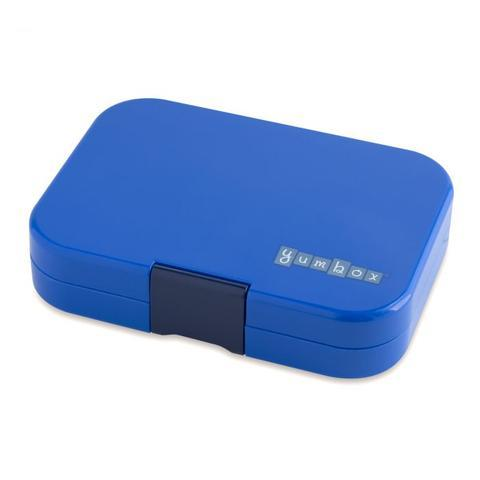 Yumbox - Panino / 4 Compartment - Neptune Blue Meal Time Yumbox