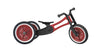 Wishbone Bike Recycled Edition RE2 - 3in1 - Red Toys Wishbone