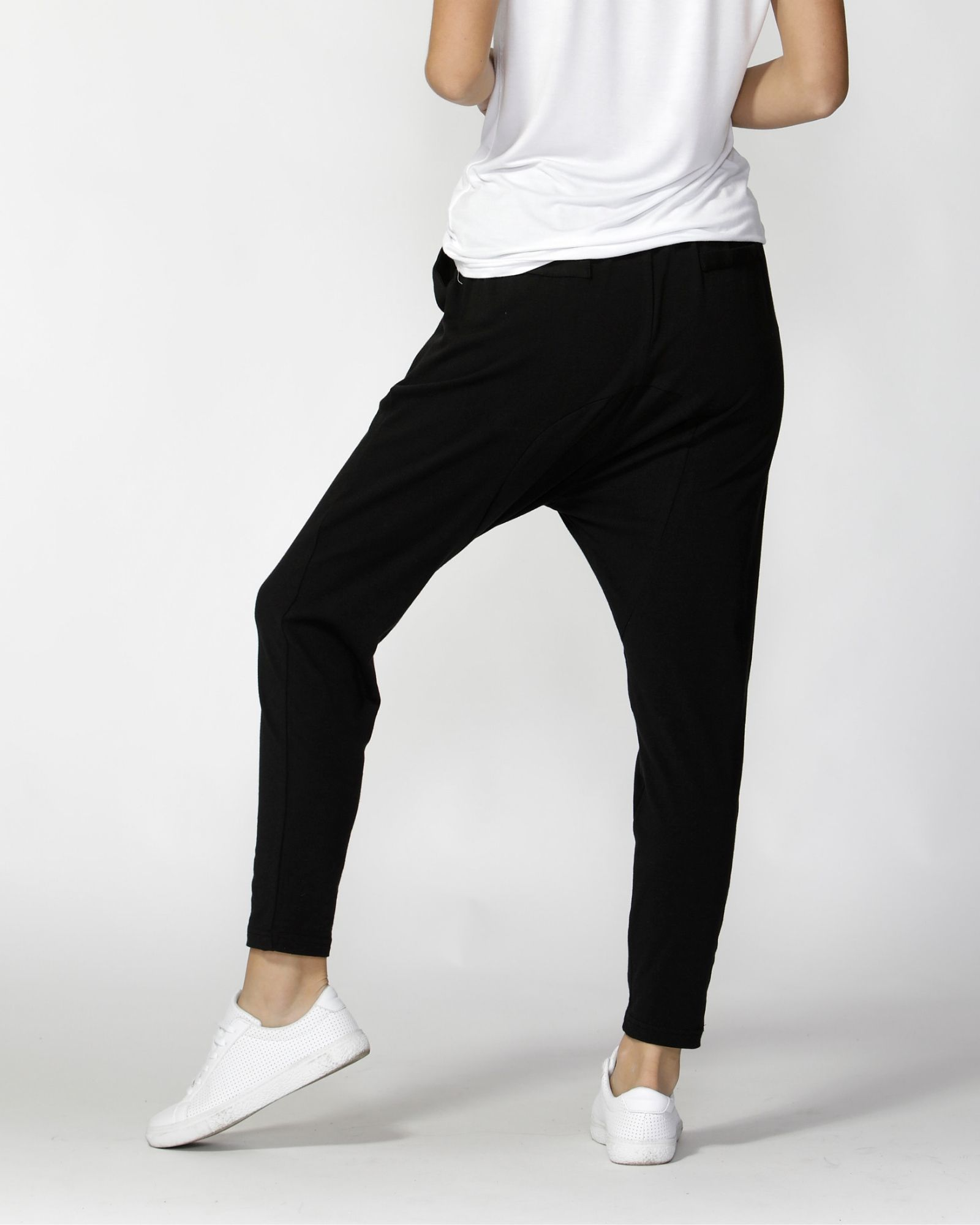 Betty Basics - Jade Pants - Black Womens Betty Basics