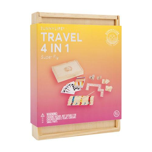 Sunnylife - Travel 4 In 1 - Super Fly Gifts Sunnylife