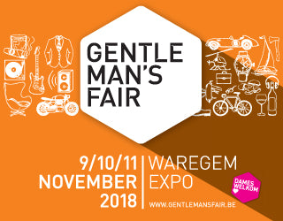 ICONICS present on the 3rd edition of the Gentleman's fair 2018 In Waregem.