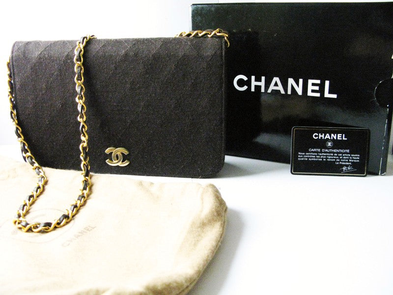 CHANEL Vintage WOC - Iconics Preloved Luxury