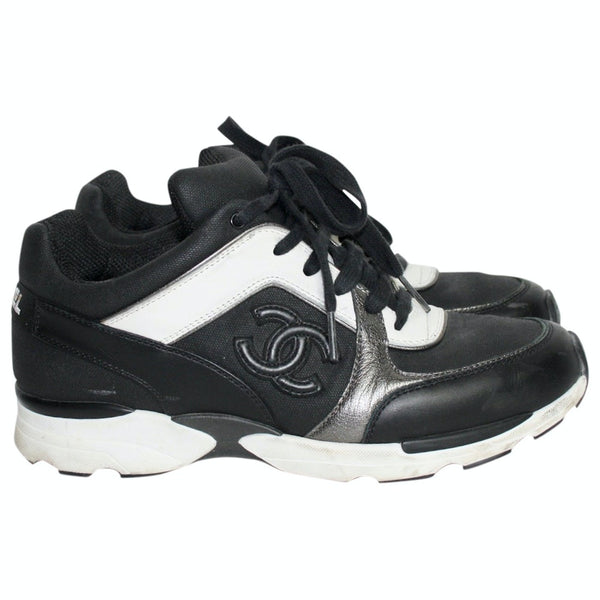 Chanel CC Sneakers, 39 - Iconics Preloved Luxury