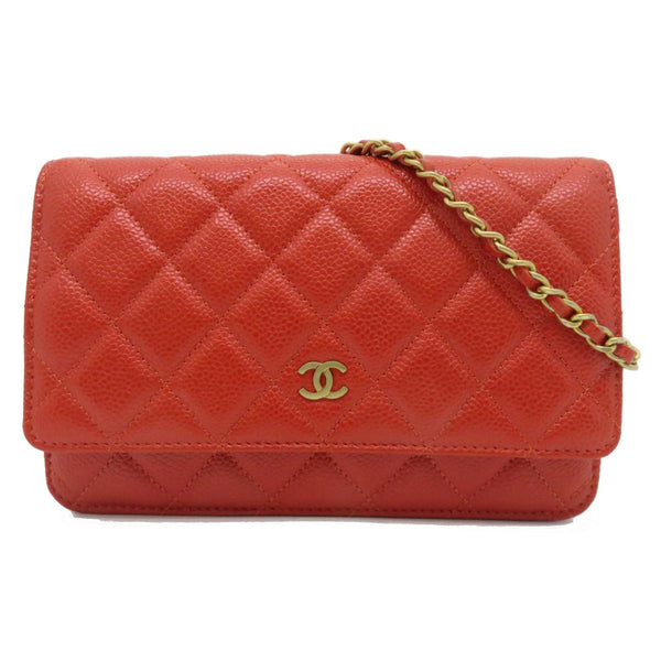 CHANEL WOC, RED - Iconics Preloved Luxury