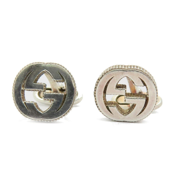Gucci GG Cufflinks - Iconics Preloved Luxury