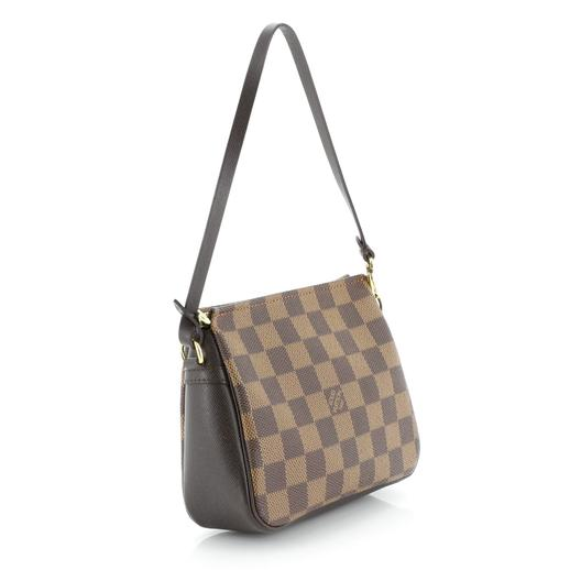 Louis Vuitton Trousse Make Up Bag Damier - Iconics Preloved Luxury