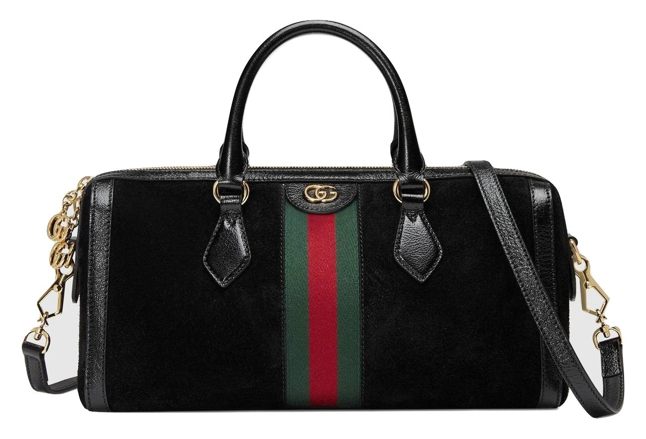 Gucci Ophidia medium top handle bag - Iconics Preloved Luxury