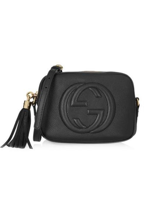 Gucci Disco Bag black - Iconics Preloved Luxury