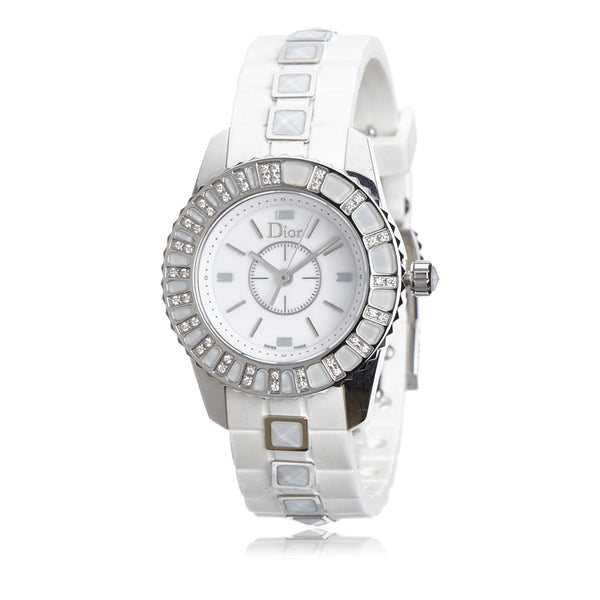 Dior Diamond Christal Watch
