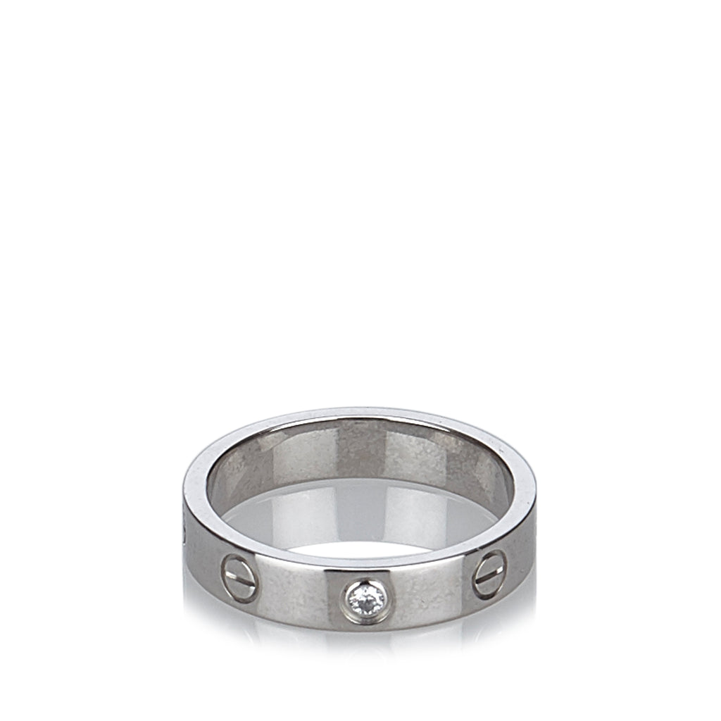 Cartier Love ring - Iconics Preloved Luxury