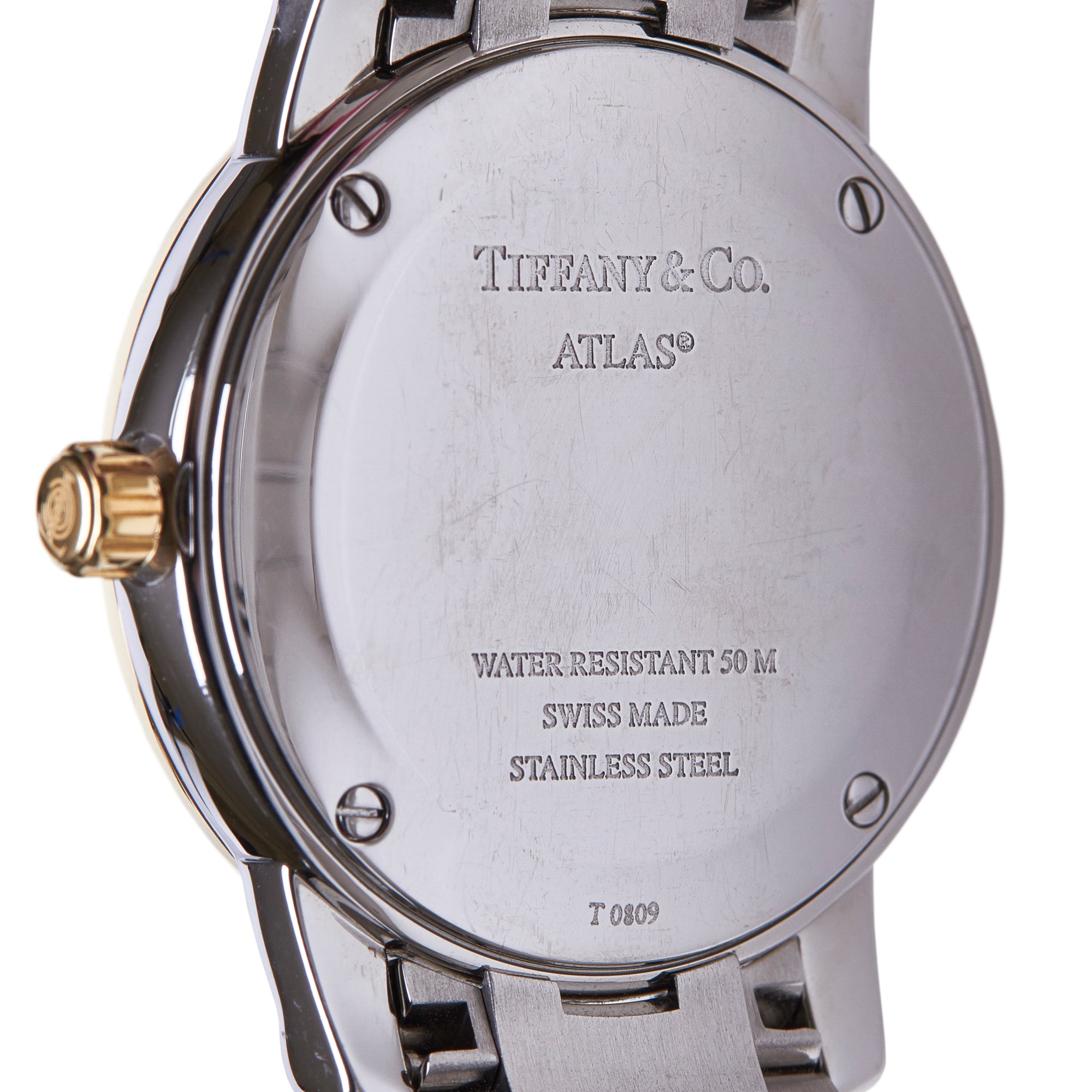 Tiffany and CO. watch