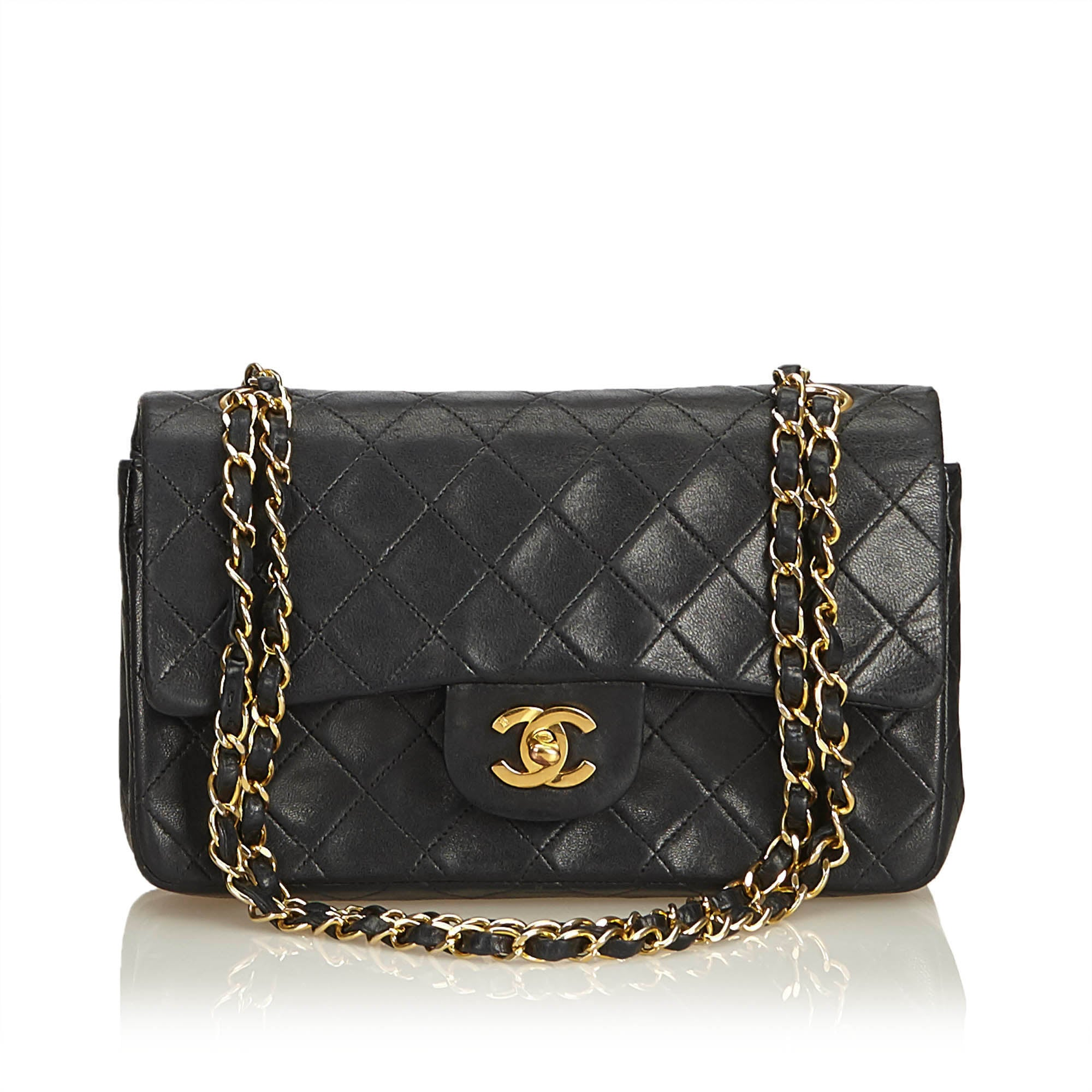 Chanel Double Flap Bag - Iconics Preloved Luxury