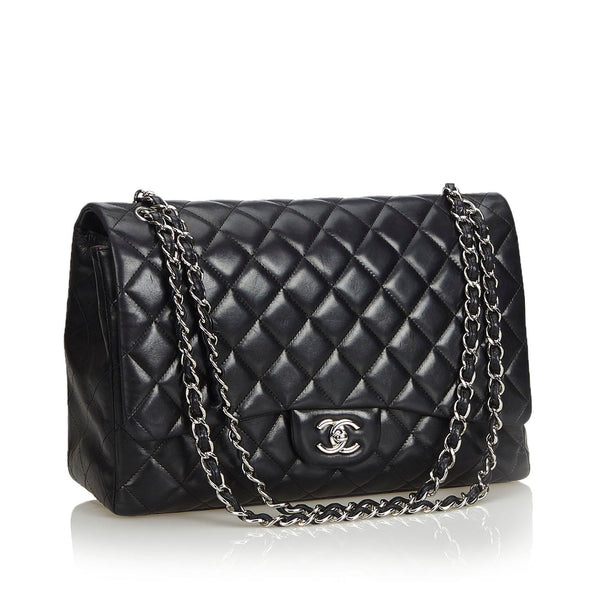 CHANEL Maxi Single flap bag - Iconics Preloved Luxury